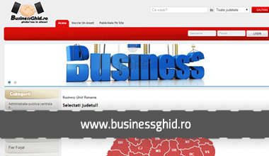 Www Businessghid Ro
