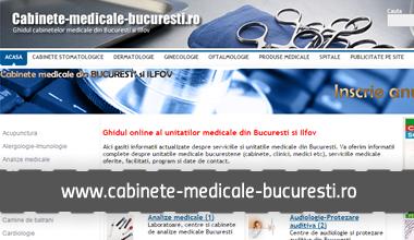 Www Cabinete Medicale Bucuresti Ro