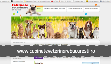 Www Cabineteveterinarebucuresti Ro