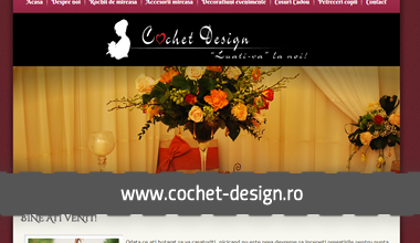 Www Cochet Design Ro