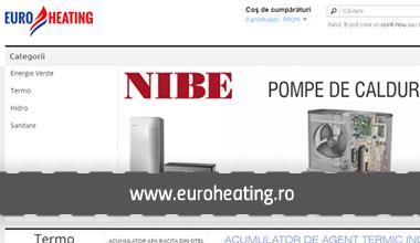 Www Euroheating Ro