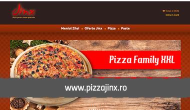 Www.pizzajinx.ro