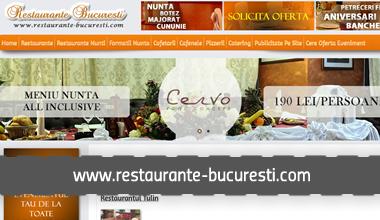 Www Restaurante Bucuresti