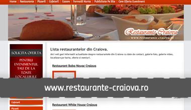 Www Restaurante Craiova Ro